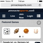 pinnacle mobile sports betting